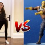 FORTNITE DANCE CHALLENGE! – (In Real Life)