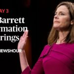 WATCH LIVE: Judge Amy Coney Barrett Supreme Court confirmation hearings – Day 3